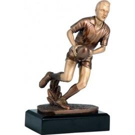 Figurka odlewana - rugby RXS111