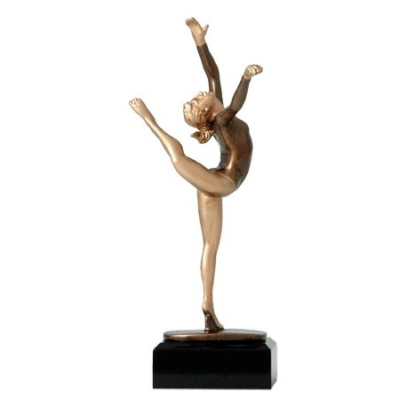 Figurka odlewana - gimnastyka RXY656
