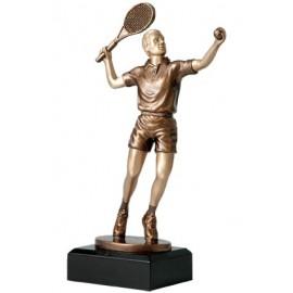 Figurka odlewana - tenis ziemny TPFR2388