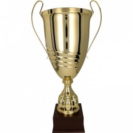 Puchar metalowy złoty 2065