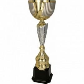Puchar metalowy złoto-srebrny 3125