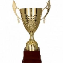 Puchar metalowy złoty 4159