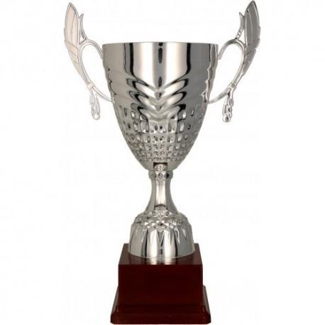 Puchar metalowy srebrny 4160