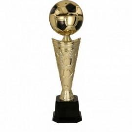 Puchar metalowy złoty 4161