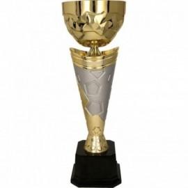 Puchar metalowy złoto-srebrny 4164