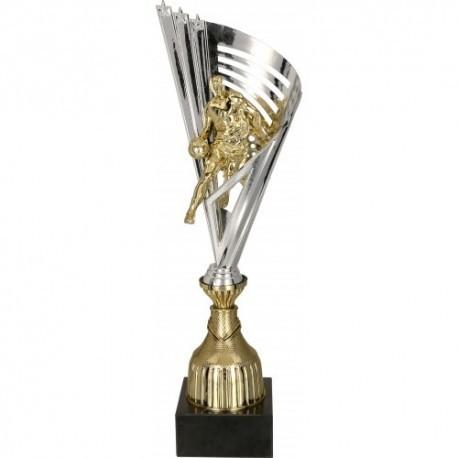 Puchar plastikowy złoty 7186