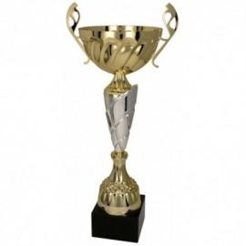 Puchar metalowy złoto-srebrny 7181