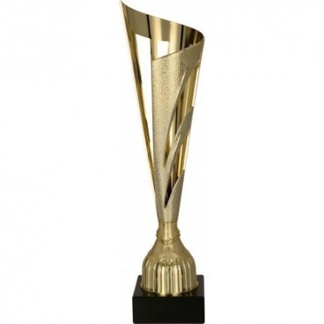 Puchar plastikowy złoty 7187