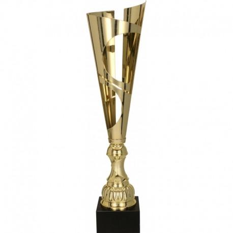 Puchar metalowy złoty 4163