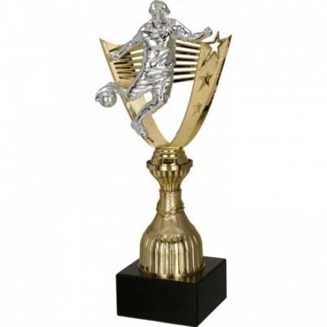 Puchar plastikowy złoty 8286