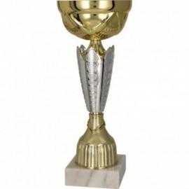 Puchar metalowy srebrny 8288