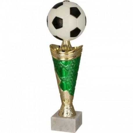 Puchar plastikowy-piłka nożna 8293