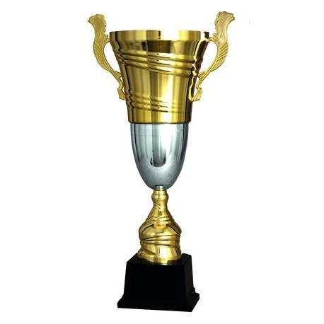 Puchary sportowe złoto-srebrne 2055