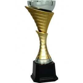 Puchar złoto-srebrny 4083