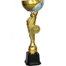 Puchar złoto-srebrny 4087