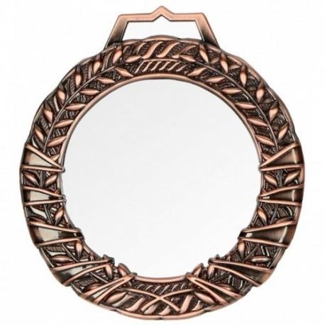 Medal stalowy z wypełnieniem szklanym w eksluzywnym etui MGM9060