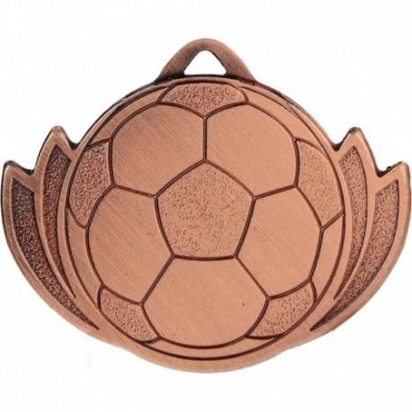 Medal - piłka nożna z miejscem na emblemat 26mm MMC2838