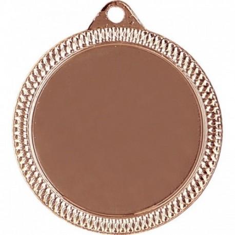 Medal ogólny z miejscem na emblemat 25 mm - medal stalowy MMC3232