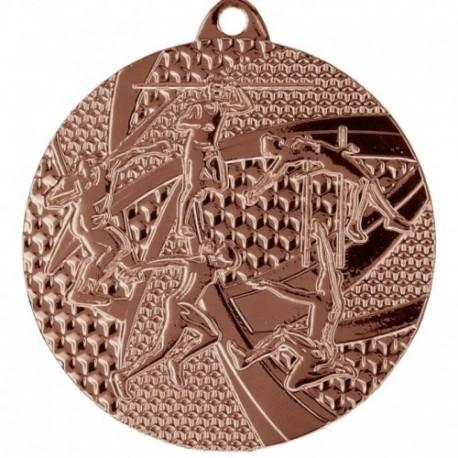 Medal lekkoatletyka - medal stalowy MMC8450