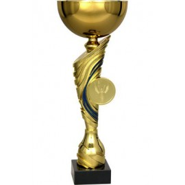 Puchar złoto-niebieski 8177