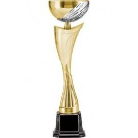 Puchar złoto-srebrny 4118