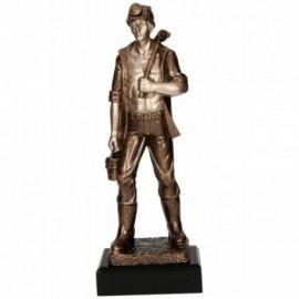 Figurka odlewana - górnik RFST2112/BR