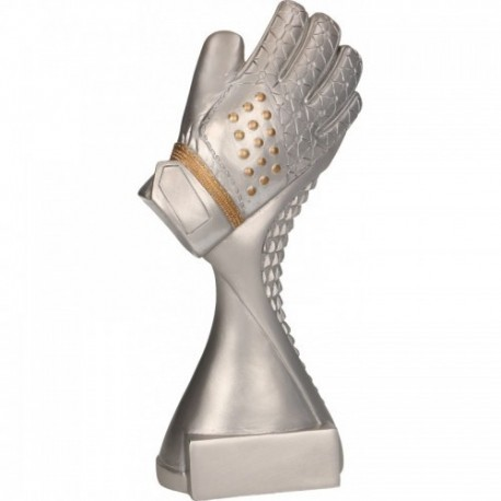 Figurka odlewana - piłka nożna-rękawica RP2015