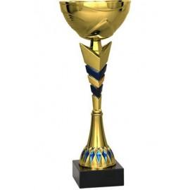 Puchar złoto-niebieski 8202