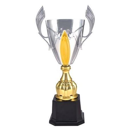 Puchar złoto-srebrny 4121