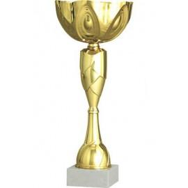 Puchary sportowe złote 9024
