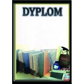 Dyplom papierowy - edukacja DYP86
