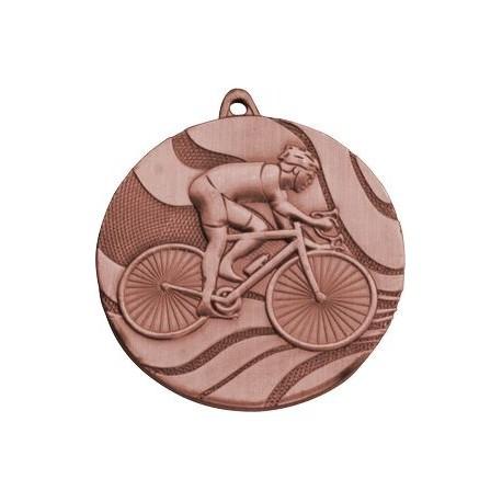 Medal - kolarstwo - medal stalowy MMC5350