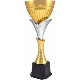 Puchar złoto-srebrny 4129