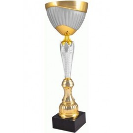 Puchar złoto-srebrny 4132