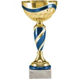 Puchar złoto-niebieski 8138-N