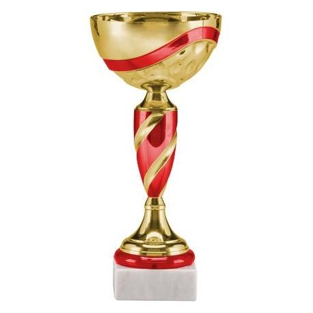 Puchary złoto-czerwony 8139-N