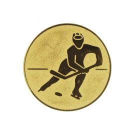 Wklejka aluminiowa - hokej A106