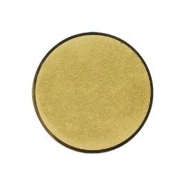 Wklejka aluminiowa – złota, srebrna, brązowa - ogólna - pusta A129