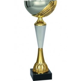 Puchar złoto-srebrny 7085