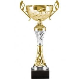 Puchar złoto-srebrny 7124