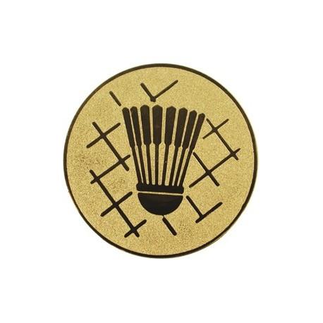 Wklejka aluminiowa - badminton A45