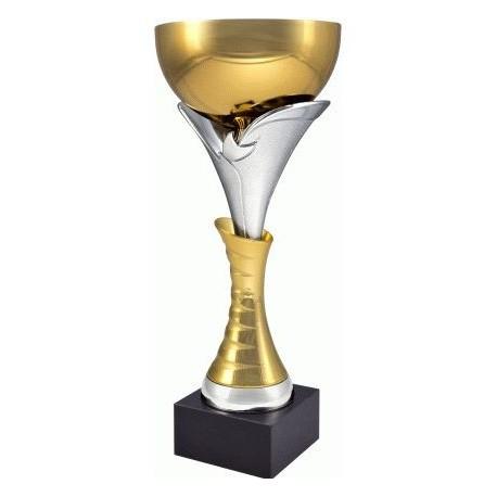 Puchar złoto-srebrny 7135