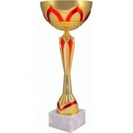 Puchar złoto-czerwony 7136