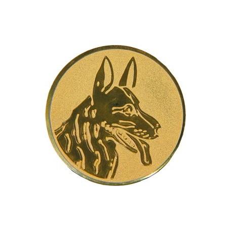 Wklejka aluminiowa - zwierzęta - psy A77