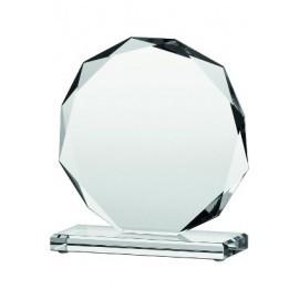Trofeum szklane 8061