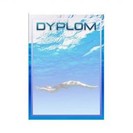 Dyplom papierowy - pływanie DYP106