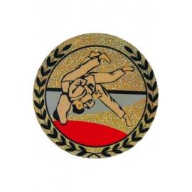 Emblemat hologramowy - judo AGM25
