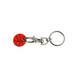 Brelok metalowy – koszykówka – piłka nożna – siatkówka BREL10
