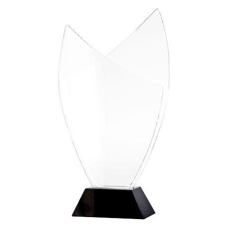 Statuetka kryształowa C042