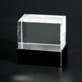 Trofeum kryształowe + grawer 3D CAM8080/3D
